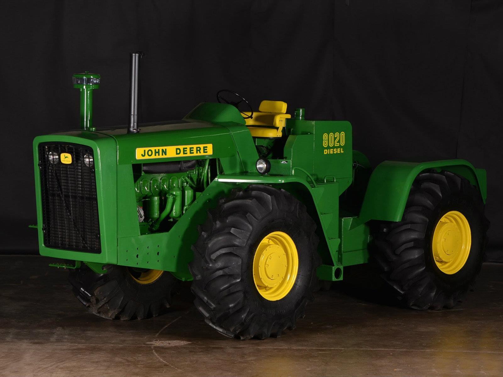 Colección de tractores clásicos se subasta