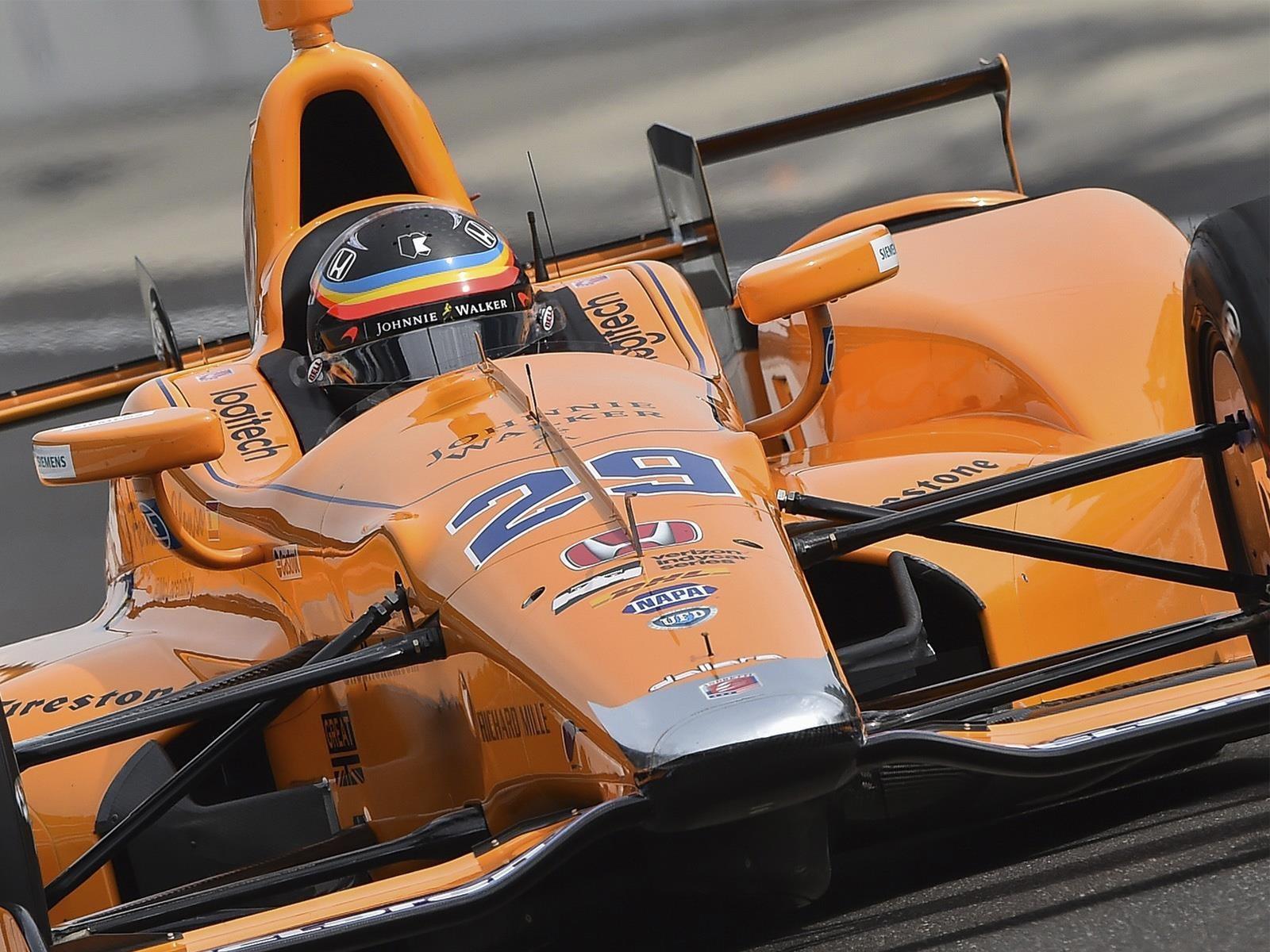 McLaren planea llegar a la IndyCar en 2019