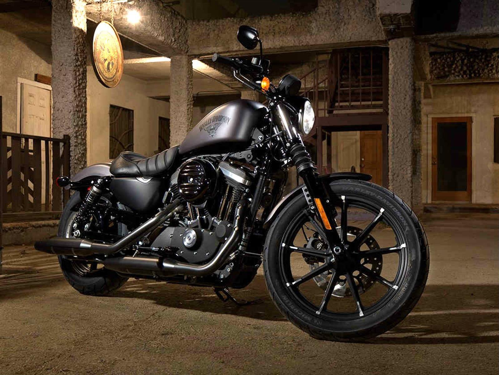 Ventas de Harley-Davidson caen en EE.UU.
