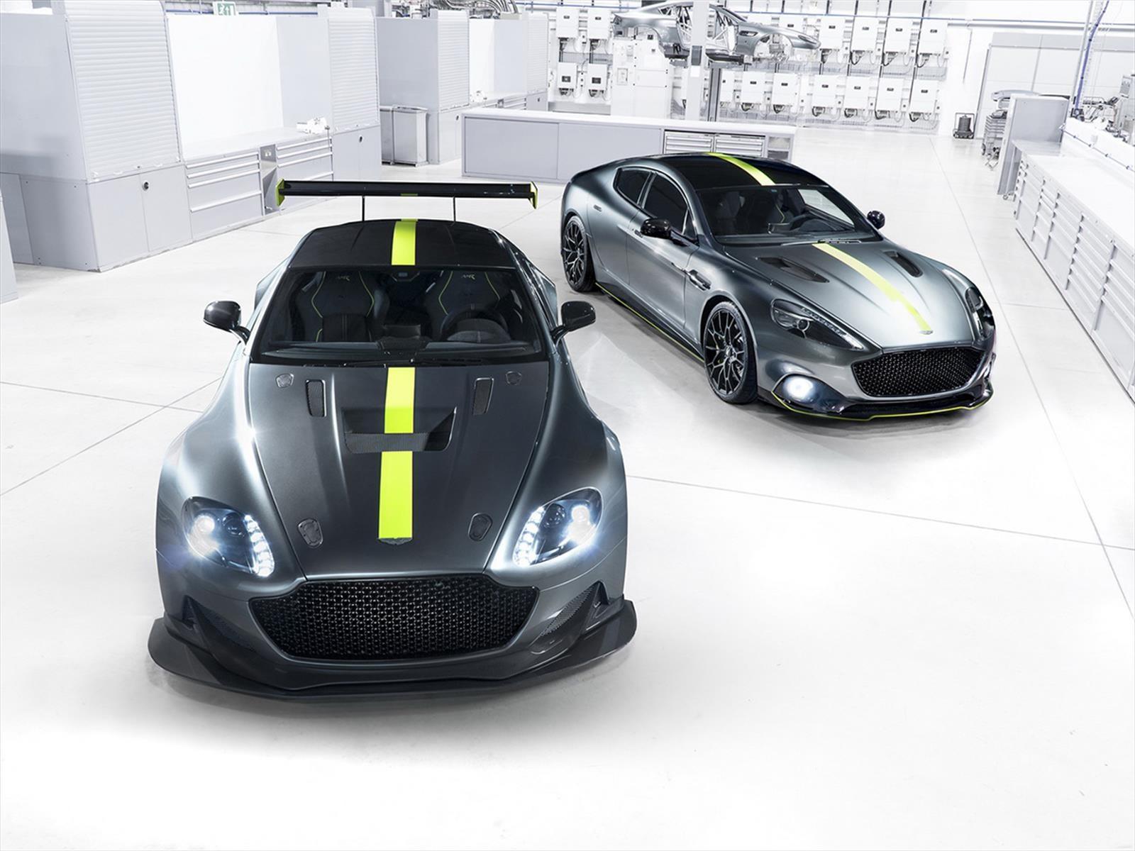 Aston Martin AMR, el departamento de alto performance