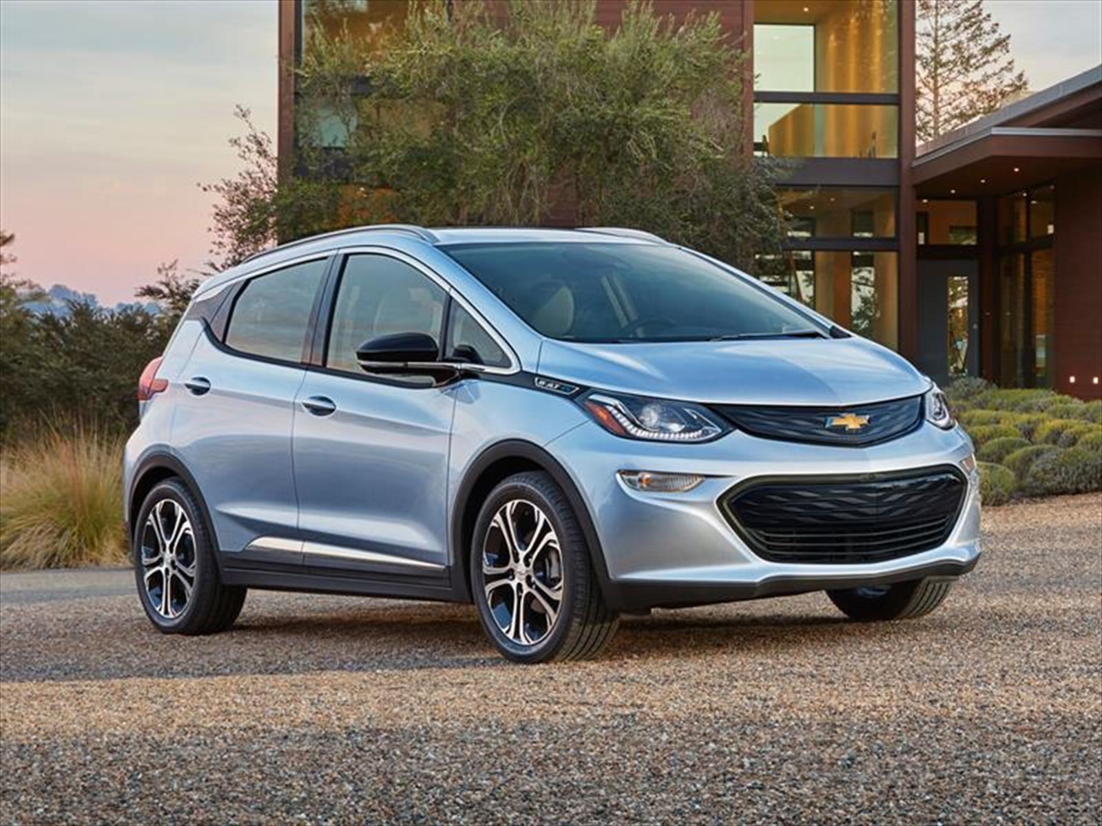 Chevrolet Bolt EV 2017 debuta