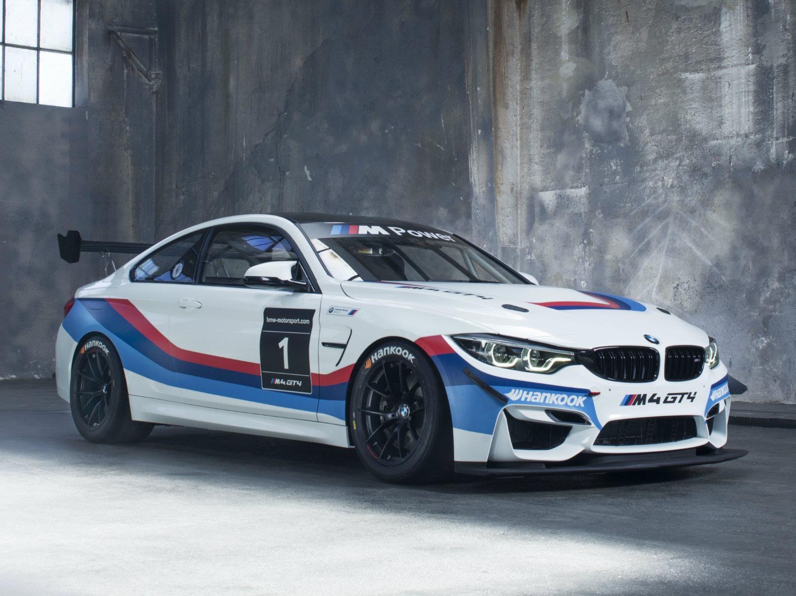 BMW M4 GT4, el sucesor del M3 GT4