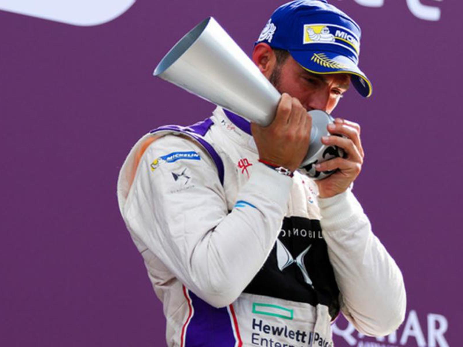 Fórmula E 2017: Pechito logró un podio en el ePrix de París
