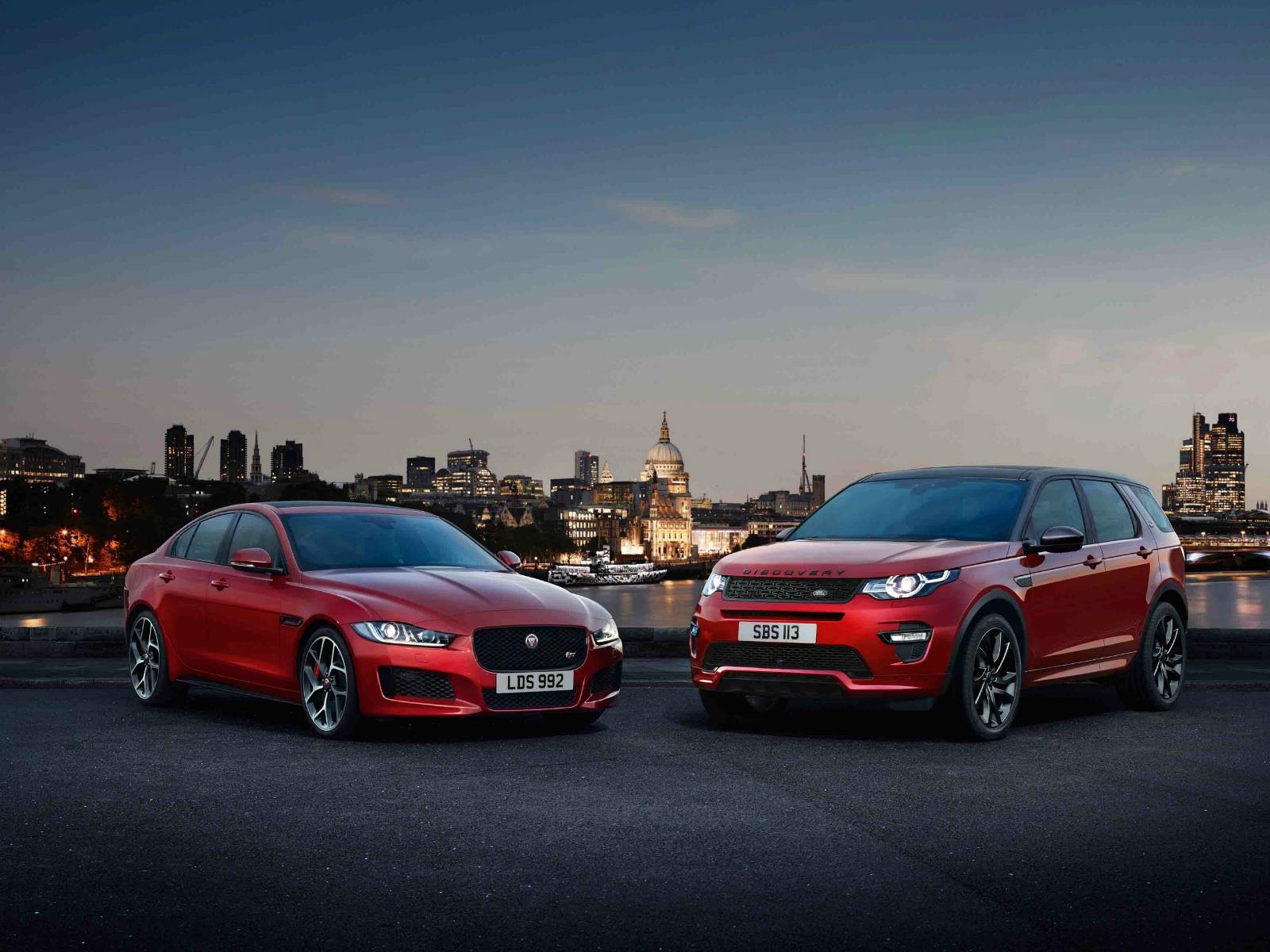 Grupo Jaguar-Land Rover incrementa sus ventas mundiales