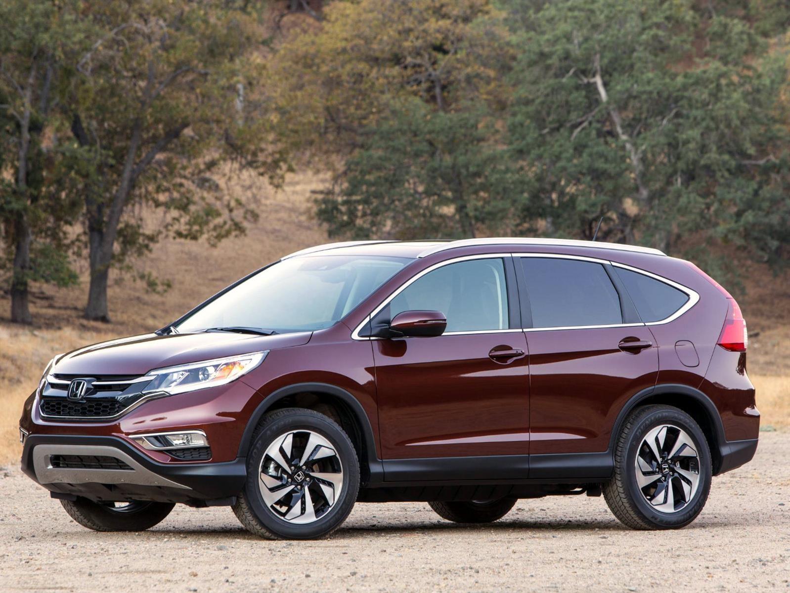 Honda CR-V, es la SUV más vendida en EU durante 2016