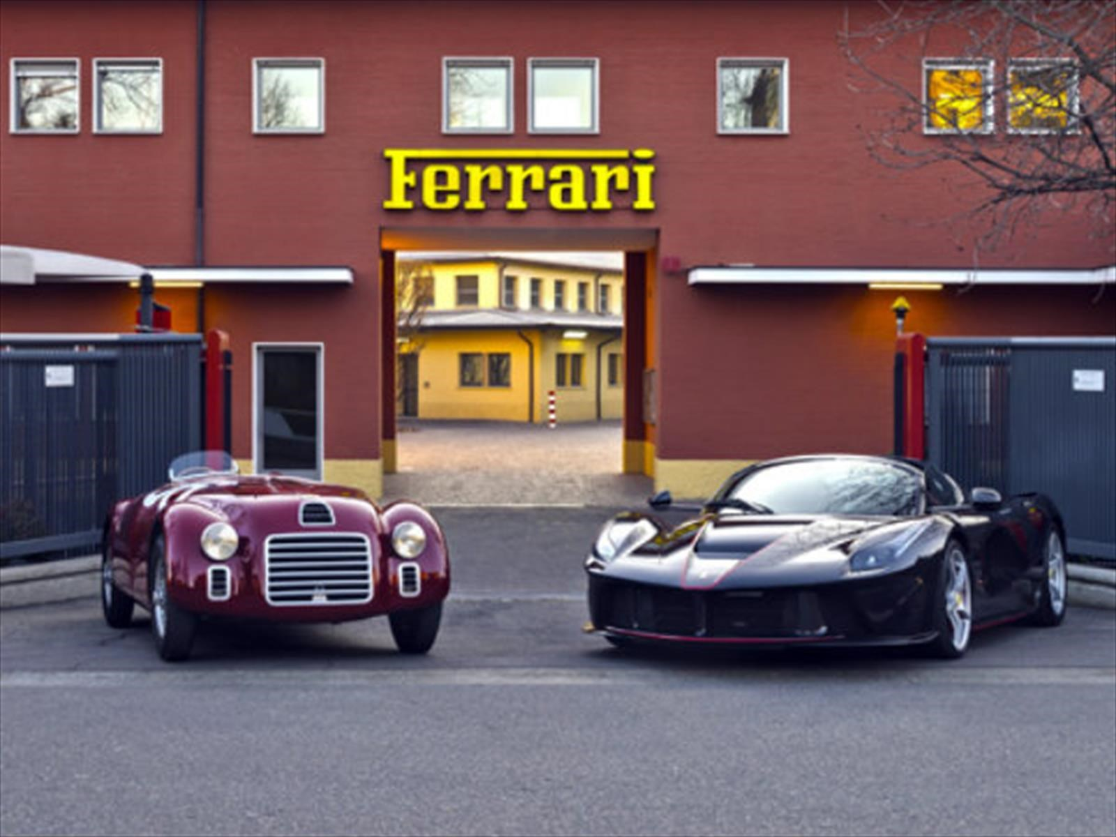 Ferrari celebró el 70 aniversario de su fundación