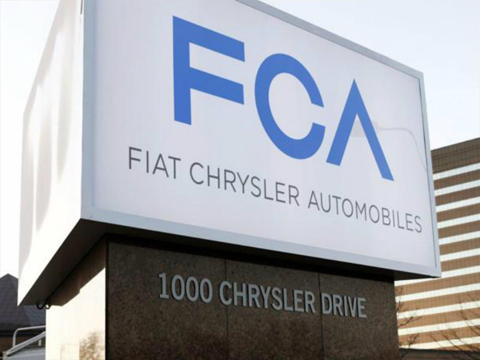 FIAT Chrysler podría quedar en manos de empresarios chinos