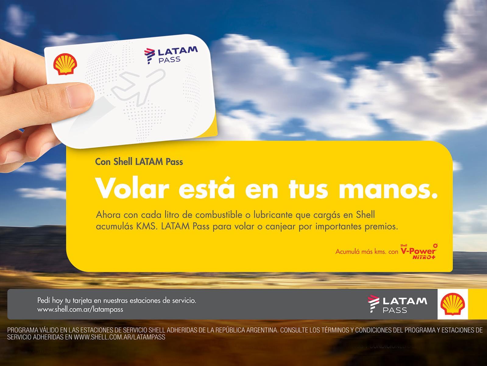 Shell LATAM Pass se lanza en Argentina