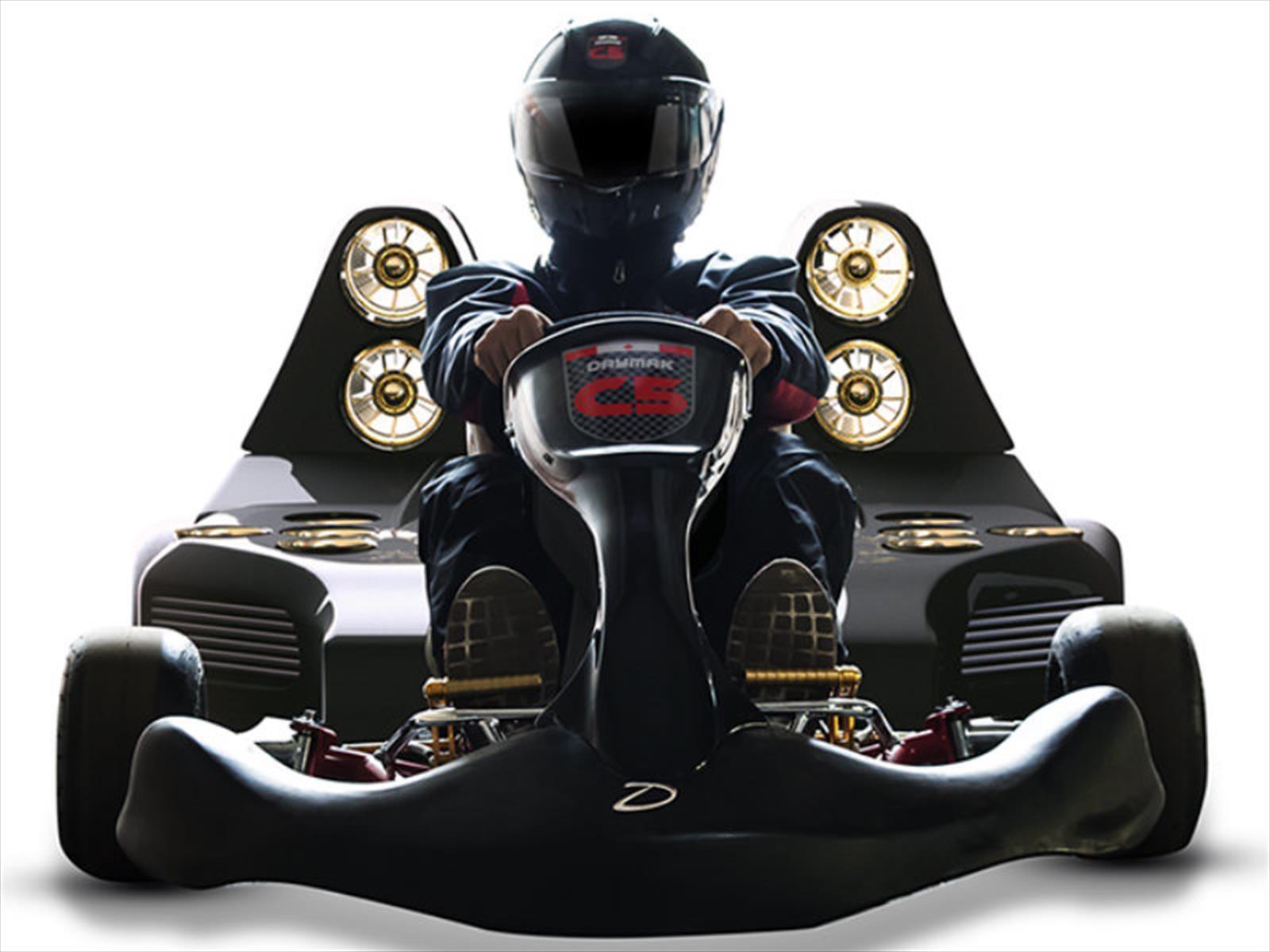Daymak C5 Blast: el karting más rápido del mundo
