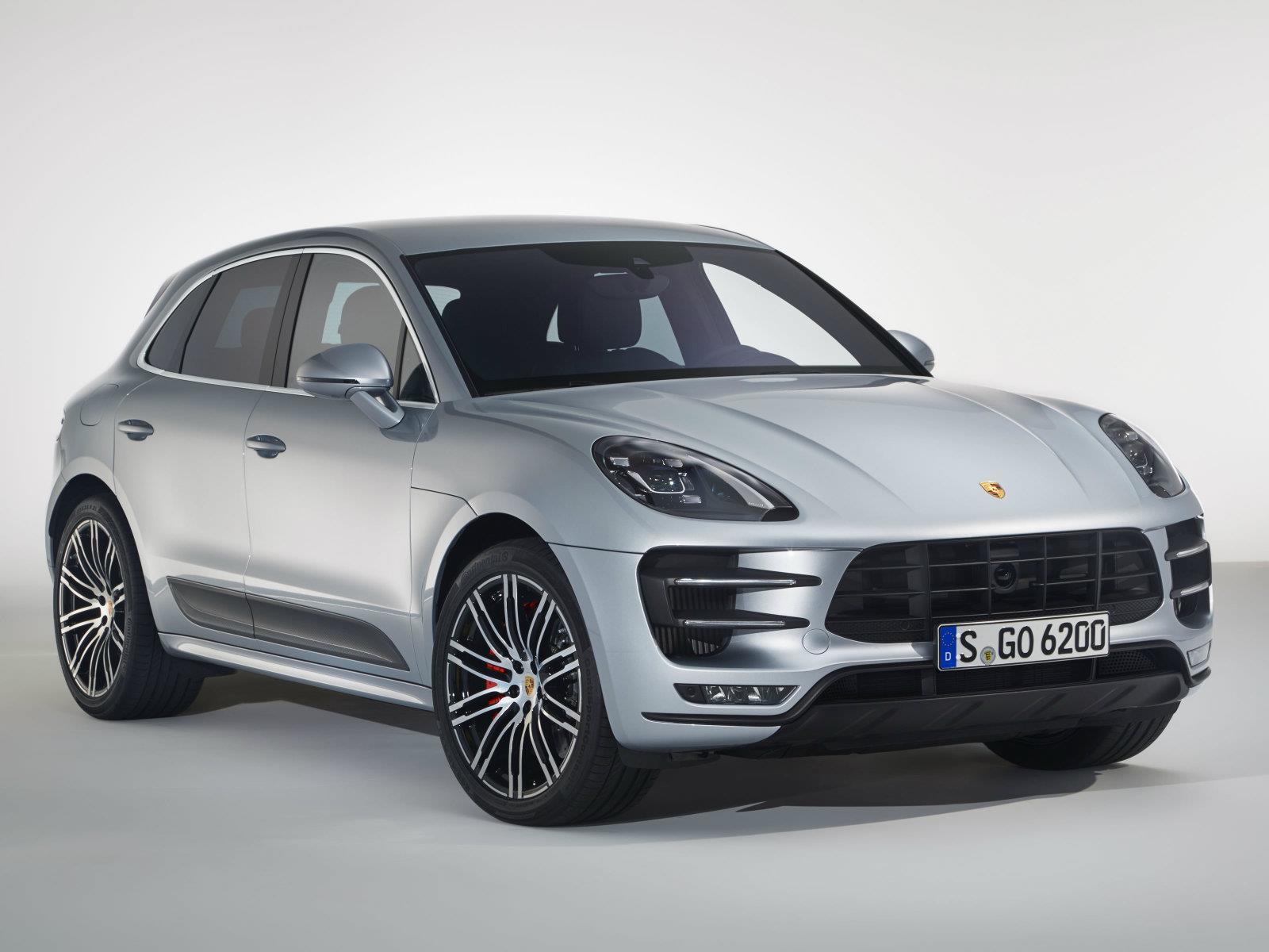 Porsche Macan Turbo con Performance Package, aún más deportiva