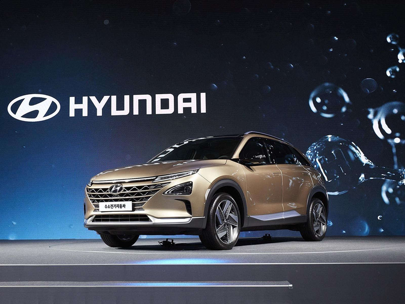 Hyundai Next Generation FCEV, anticipa la próxima SUV a hidrógeno