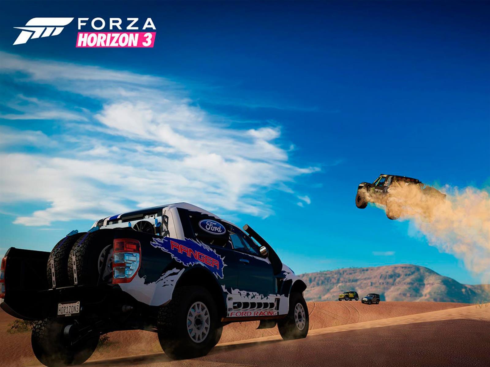 Video: Forza Horizon 3 prepara motores