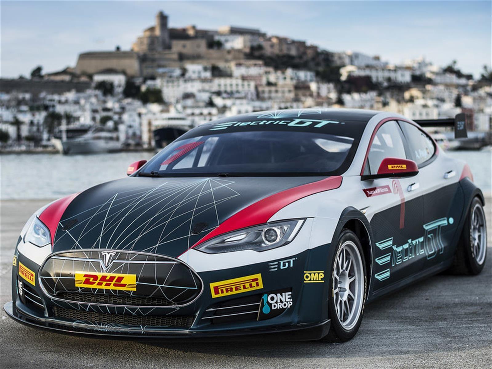 Electric GT Series, el campeonato exclusivo del Tesla Model S