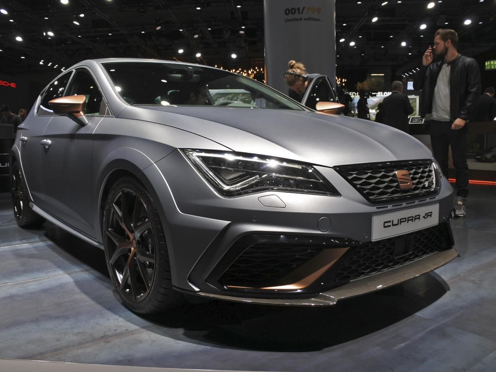 SEAT León Cupra R se presenta
