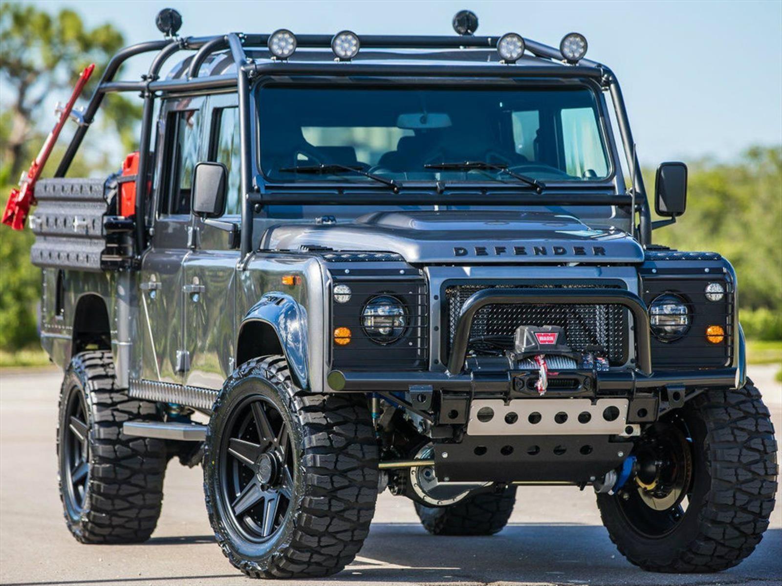 Project Viper Defender, un SUV para la vida