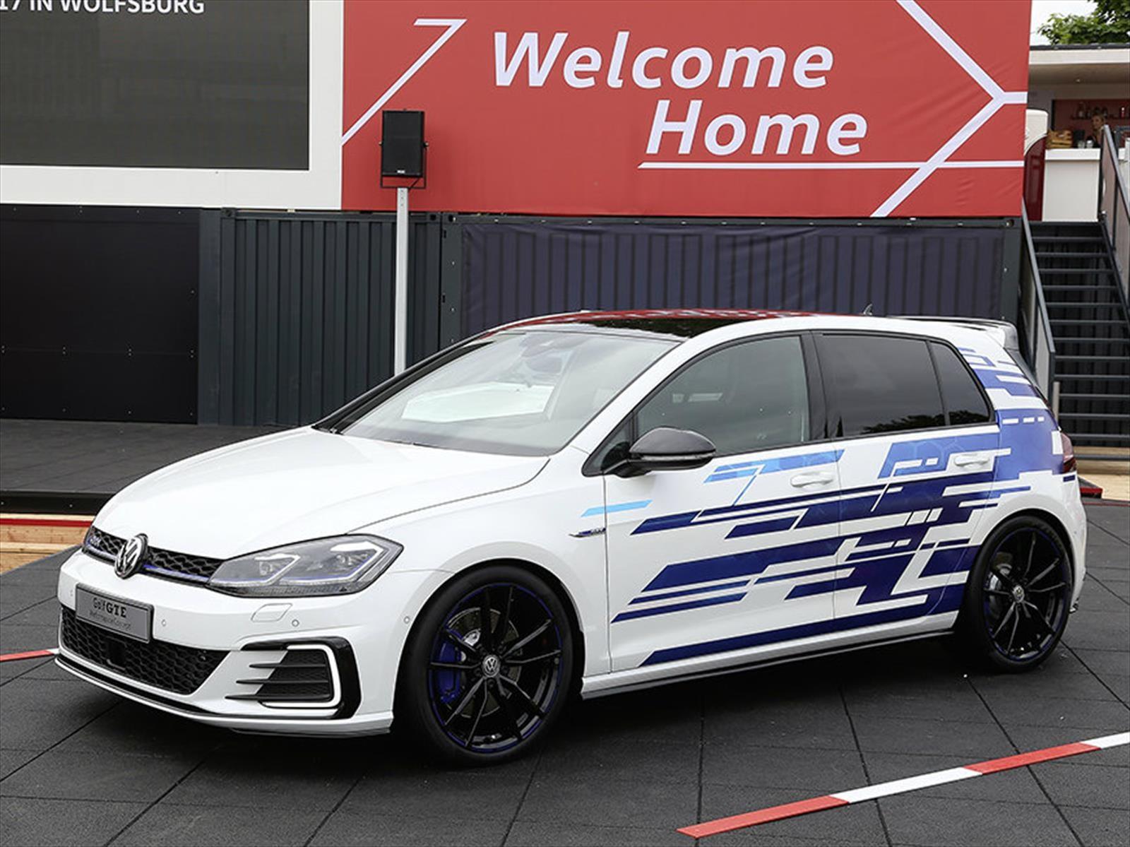Volkswagen Golf GTE Performance se presenta