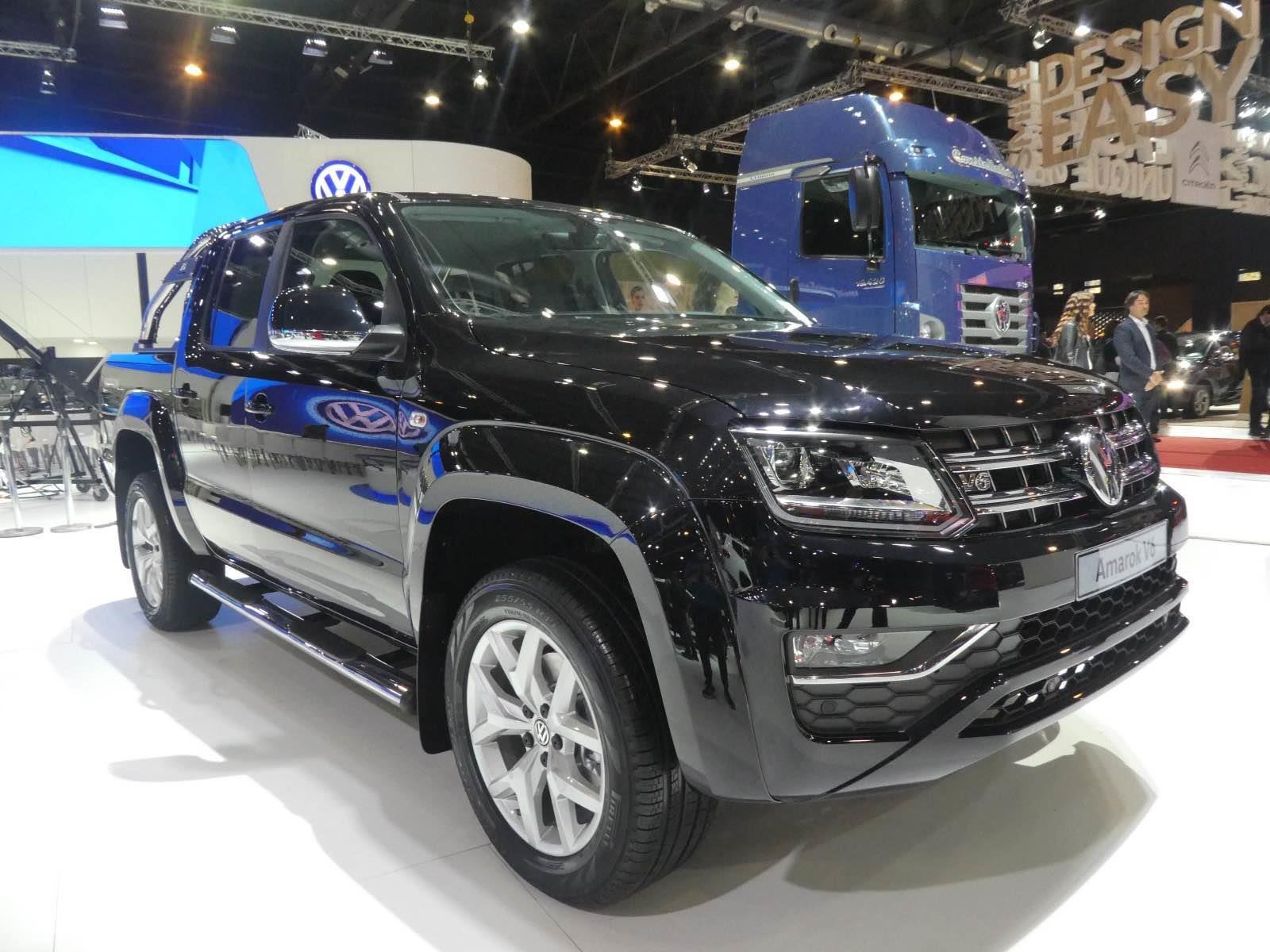 Novedades de Buenos Aires: Volkswagen Amarok V6