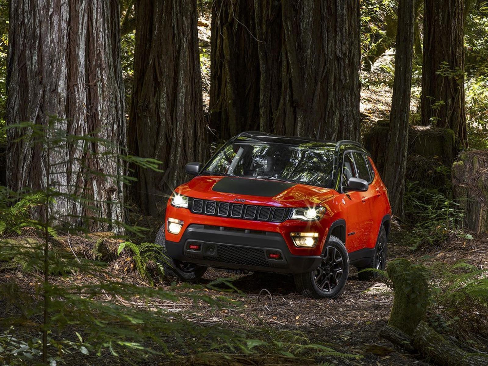 Manejamos el nuevo Jeep Compass