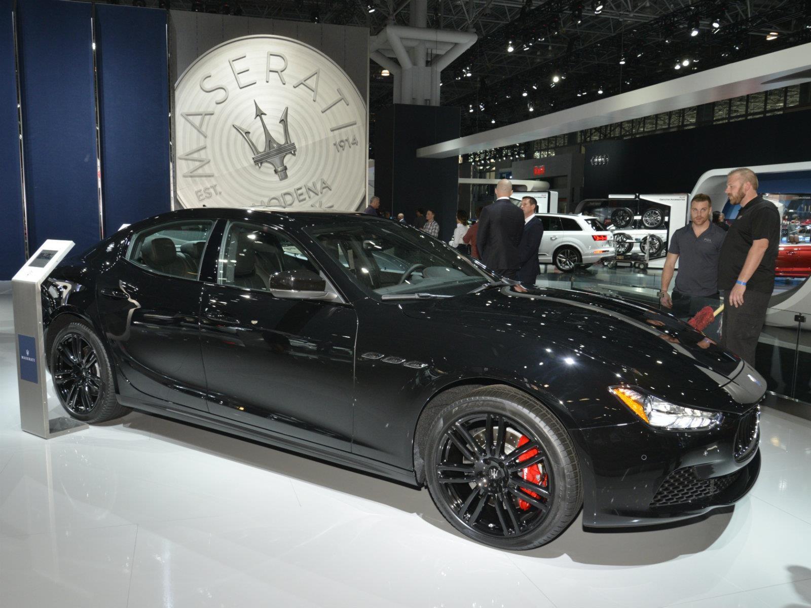 Maserati Ghibli Nerissimo Edition, exclusividad y elegancia