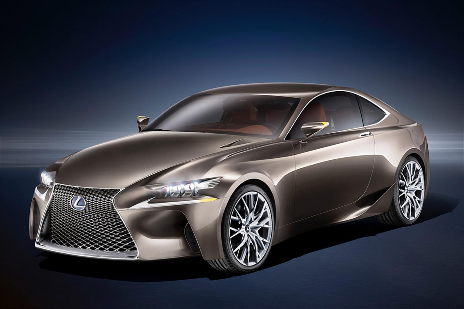 Lexus LF-CC Concept se presenta en el Salón de París 2012