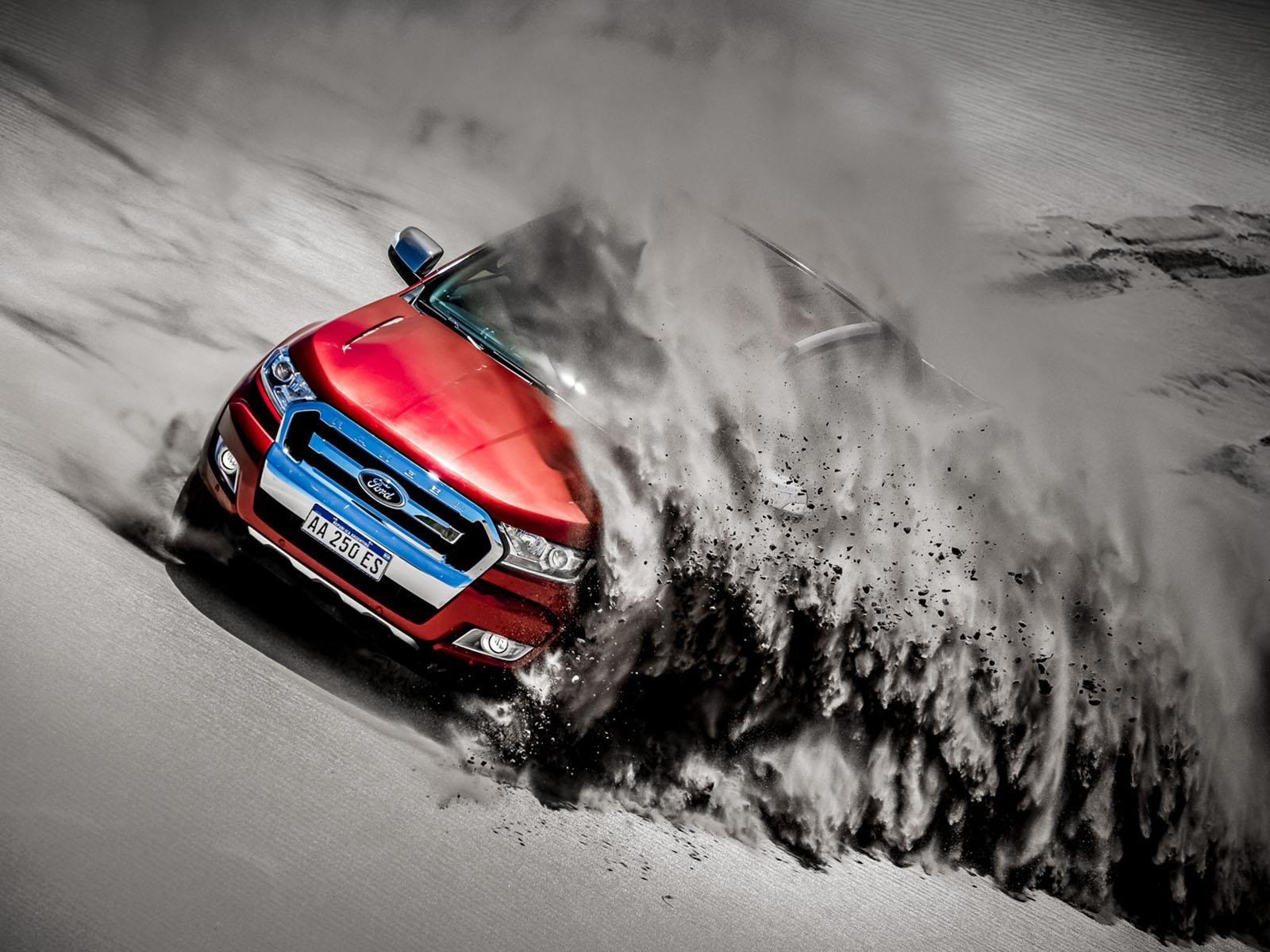 Ford estará en Cariló durante el invierno
