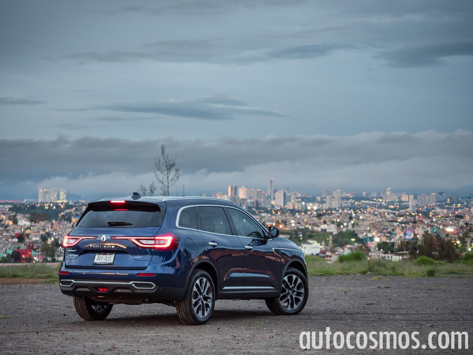 Renault Koleos 2017 llega a México desde $355,000 pesos