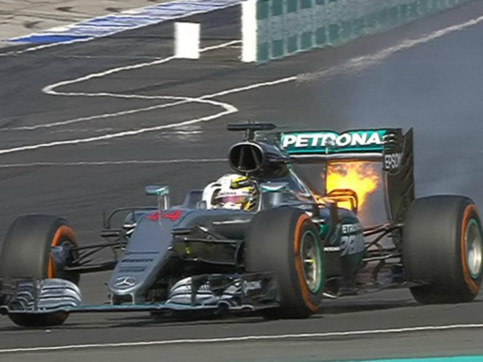 F1 GP de Malasia 2016: El turno de Ricciardo