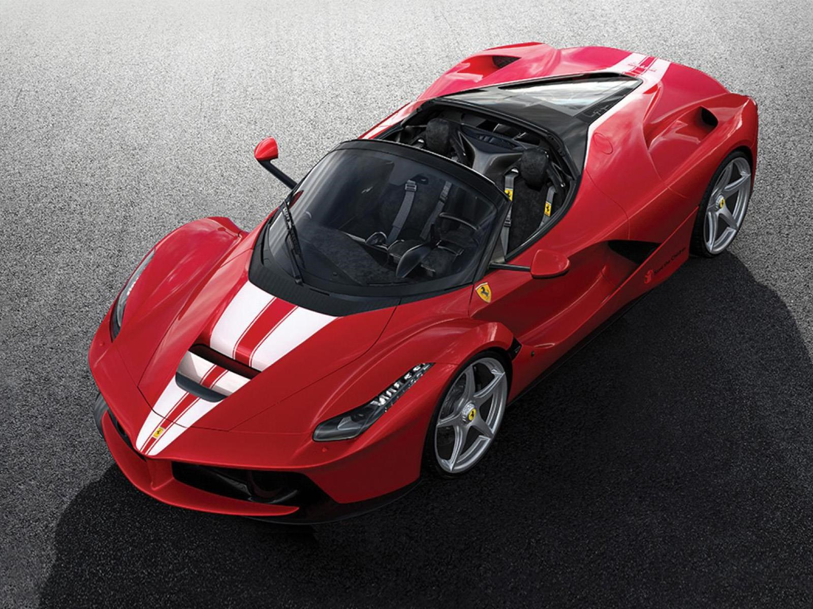 Último Ferrari LaFerrari se subasta en 8.3 millones de euros