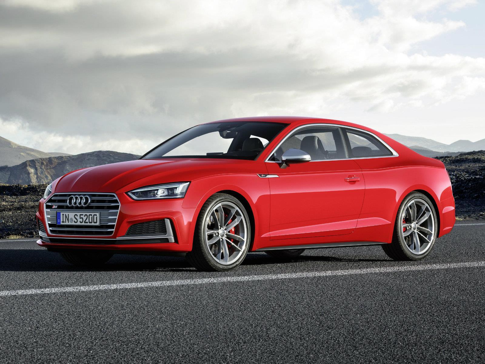 Esta es la nueva generación de los Audi A5 y S5