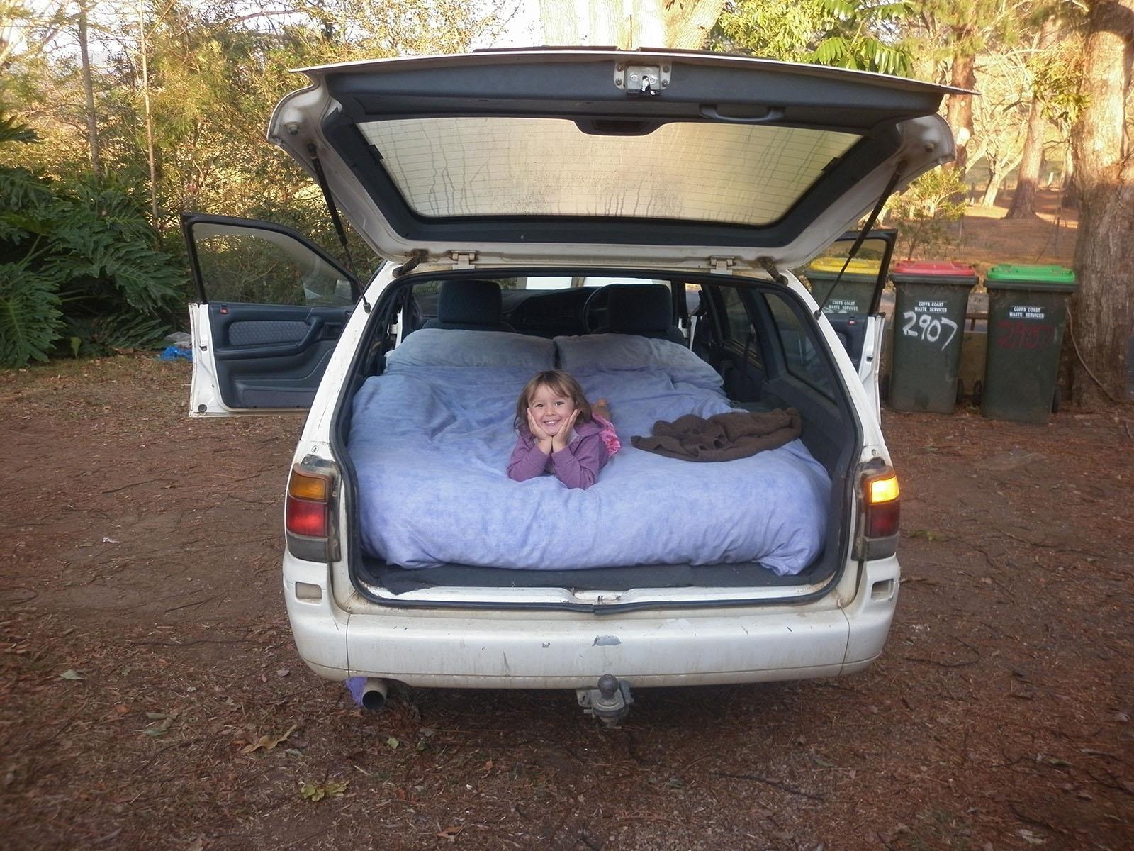 ¿Cómo vive un argentino dentro de su auto?