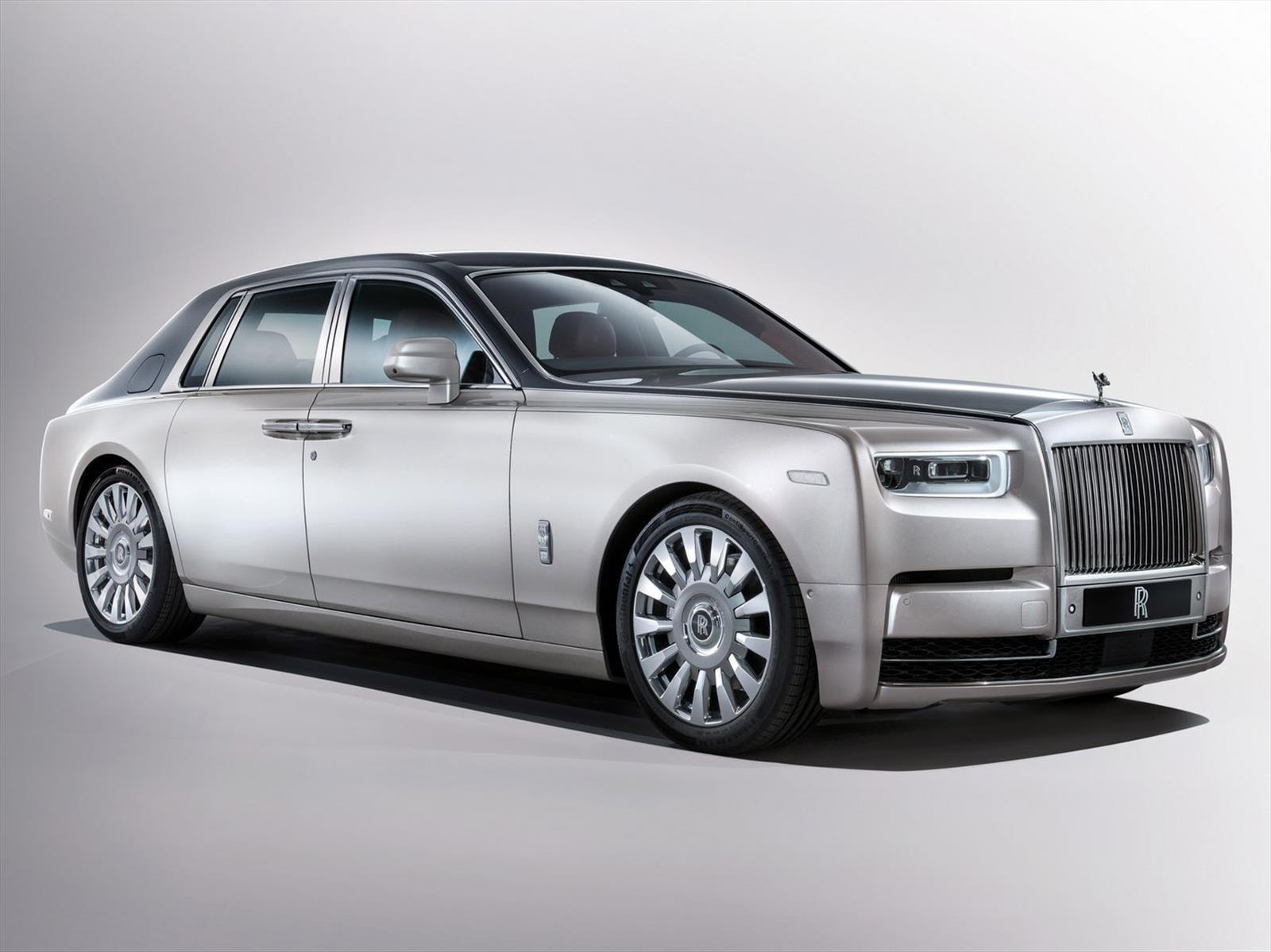 Rolls-Royce Phantom VIII 2018, el estándar del lujo eleva la vara