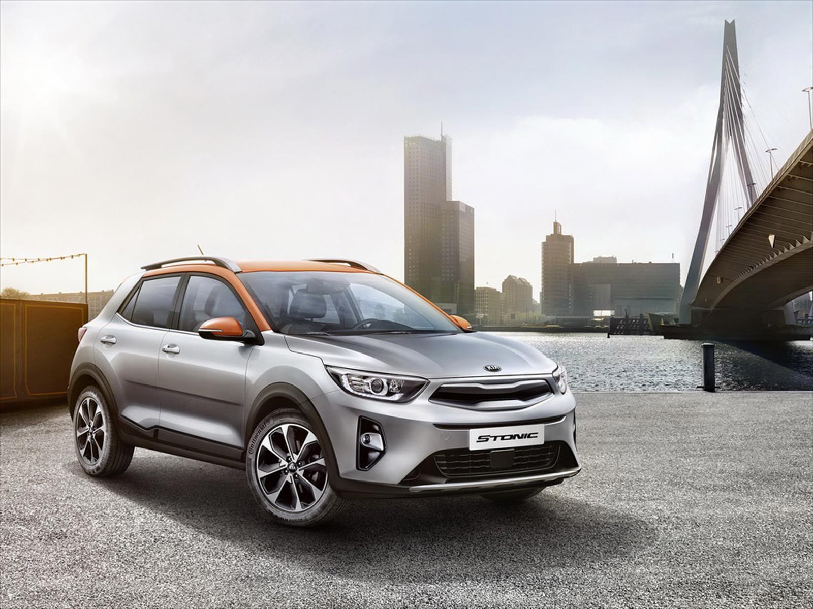 Kia Stonic 2018, el nuevo SUV pequeño coreano