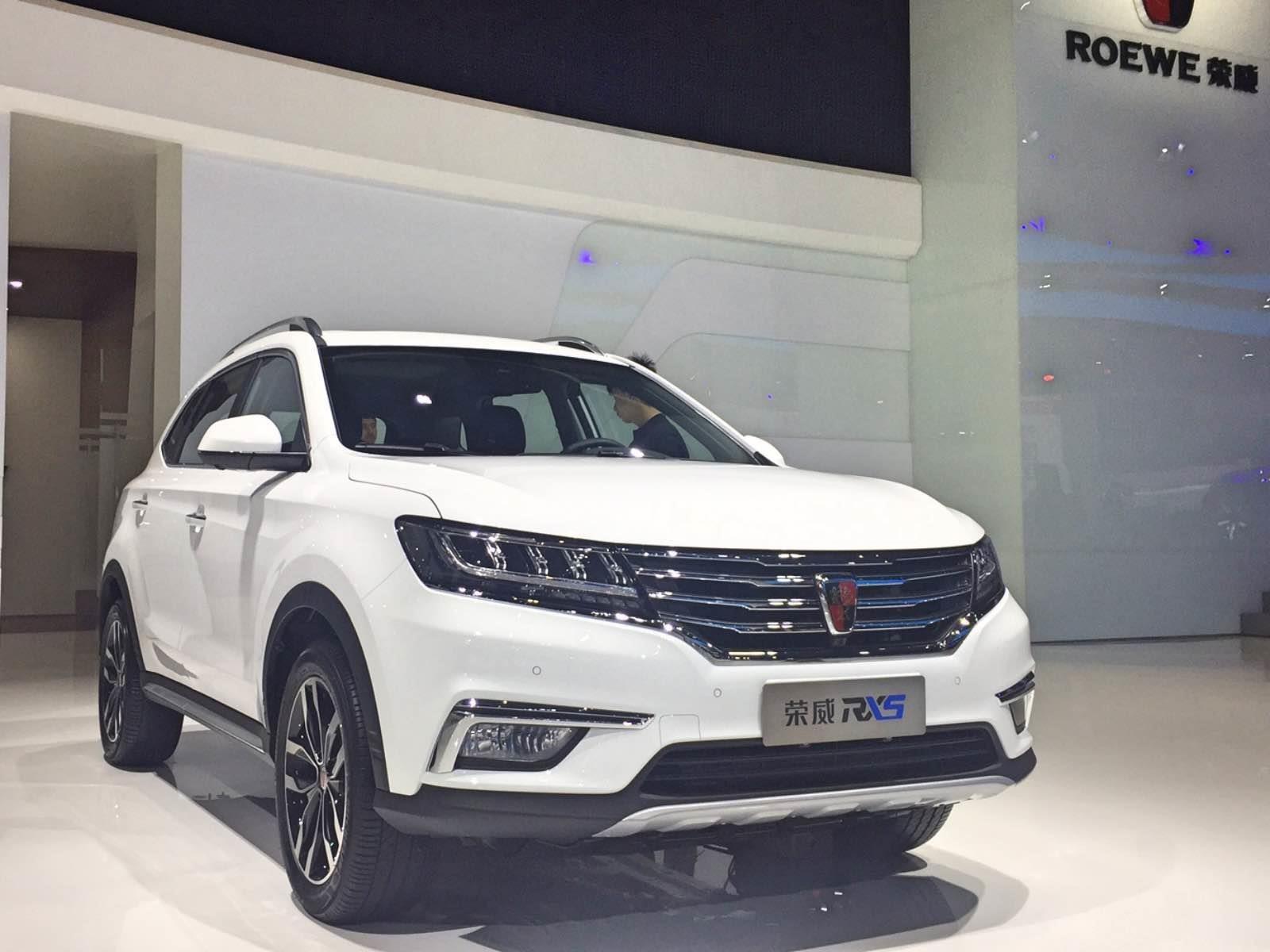 El Roewe RX5 anticipa un nuevo SUV para MG