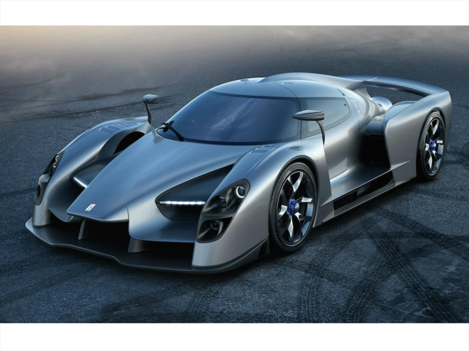 Scuderia Cameron Glickenhaus SCG003S, ¿estamos ante el nuevo rey de Nürburgring?