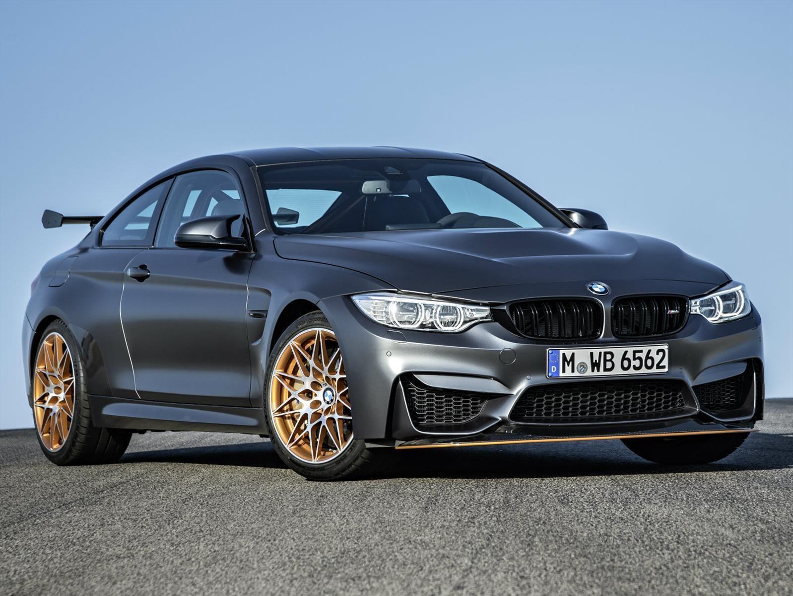 BMW M4 GTS 2017 debuta