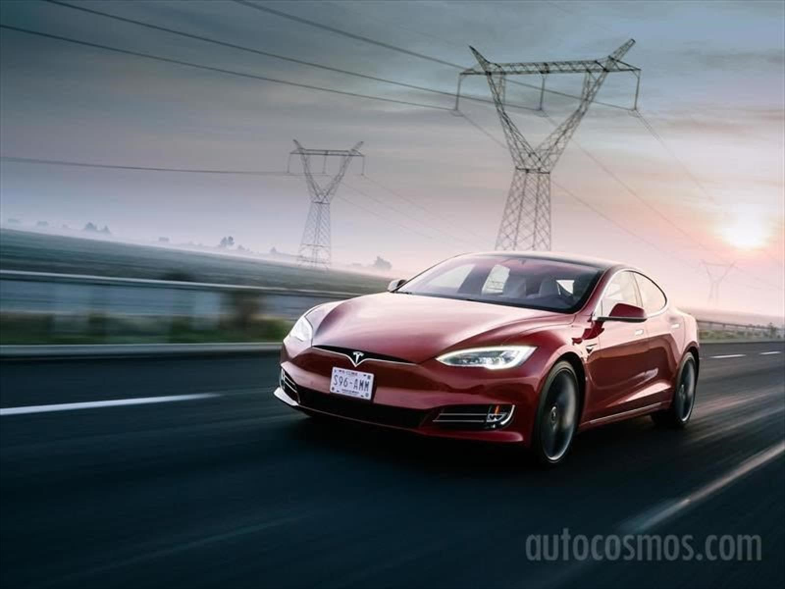 Test drive: Tesla Model S P100D 2017