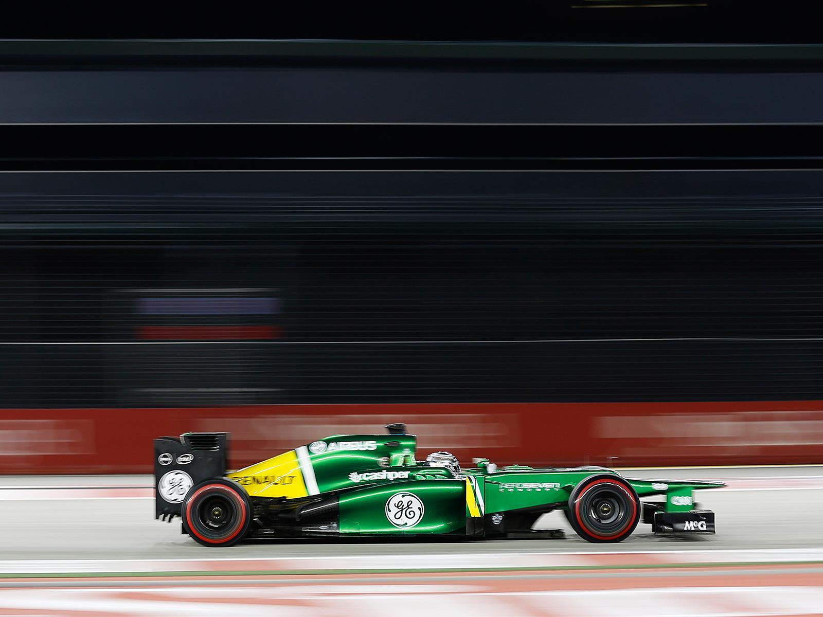 10 datos curiosos sobre los autos de Fórmula 1