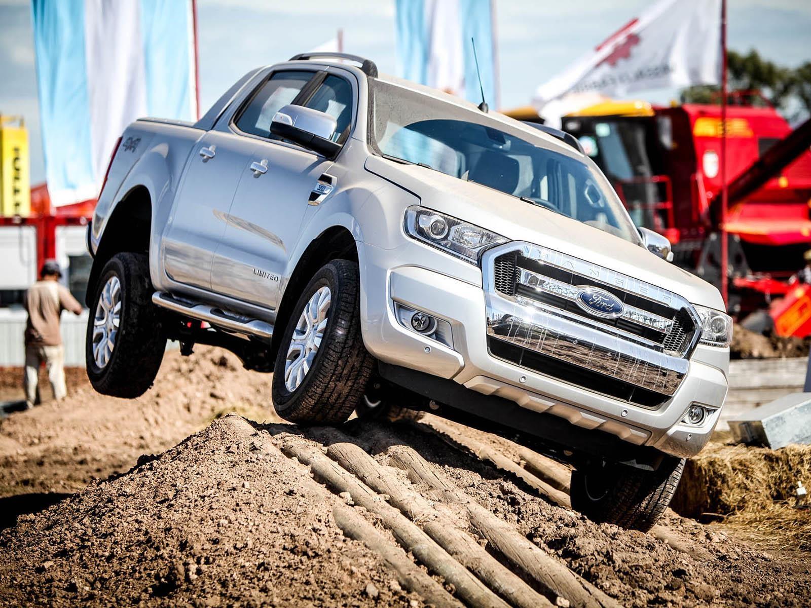 La Ford Ranger es el sponsor oficial de La Rural