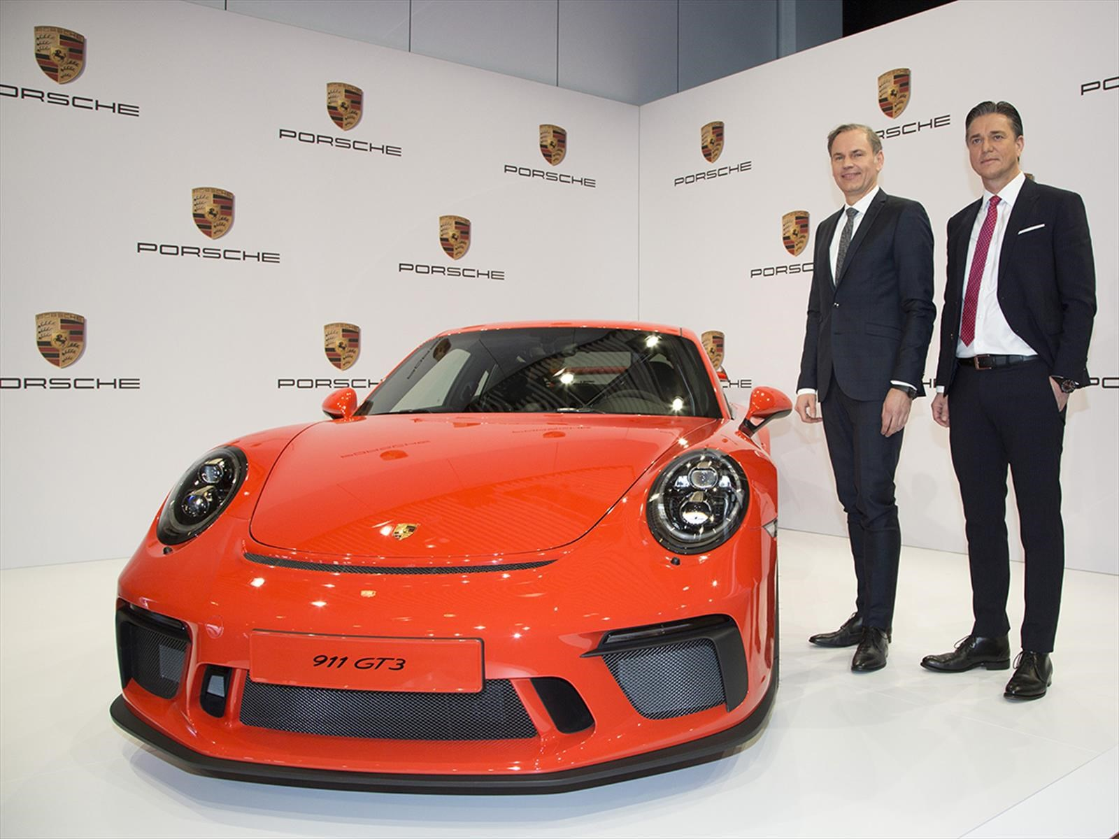 2016, el mejor año en la historia de Porsche
