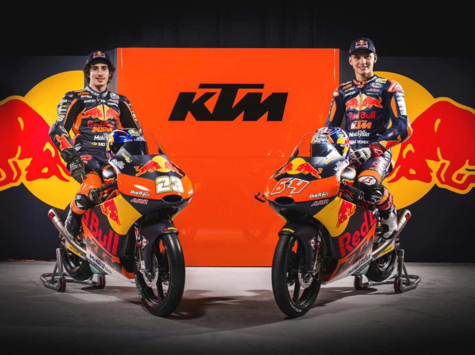 Nace una nueva bestia: KTM RC16 MotoGP
