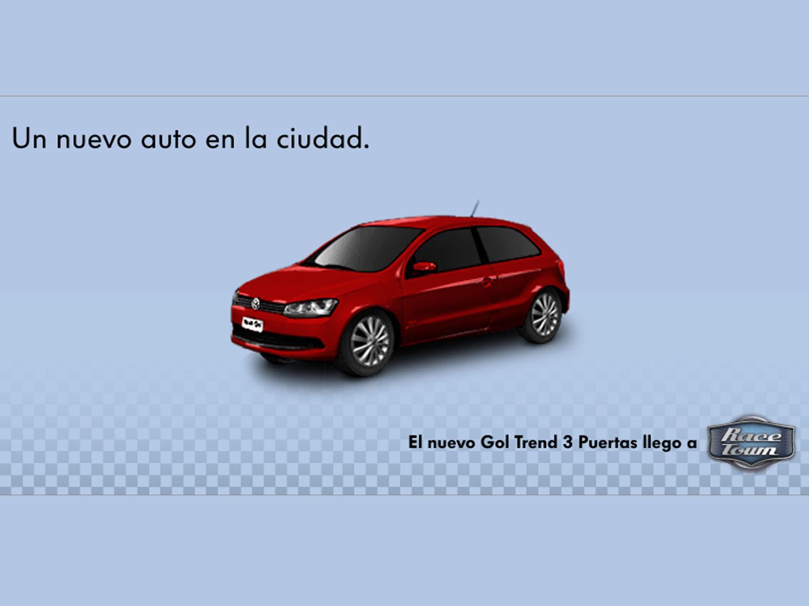 Volkswagen presenta el nuevo Gol Trend 3 puertas en Argentina