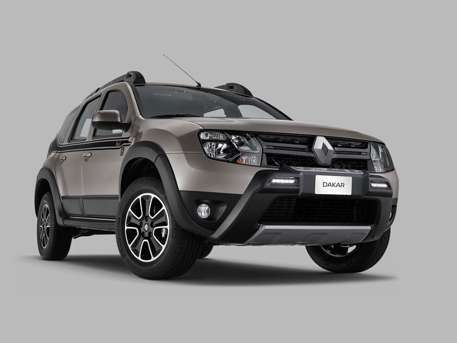 Renault Duster Dakar 2017 debuta