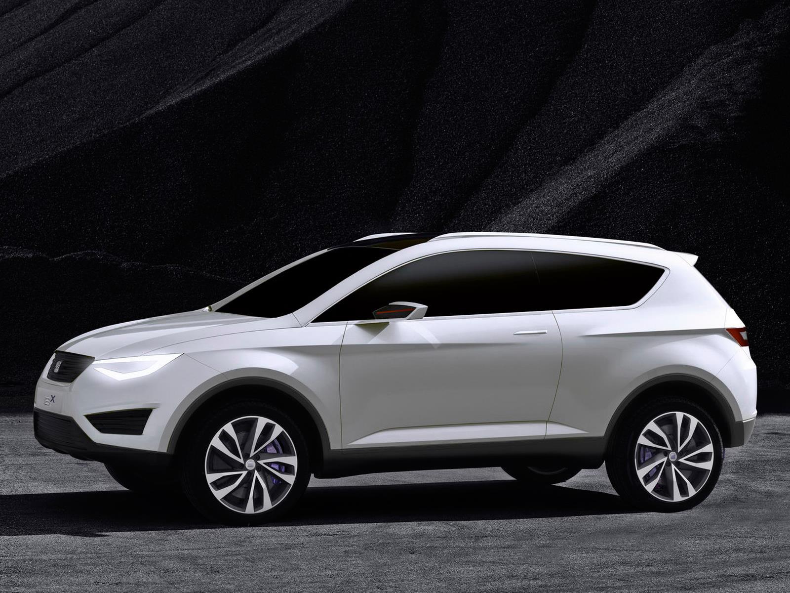 SEAT Arona, el futuro SUV pequeño de la marca española