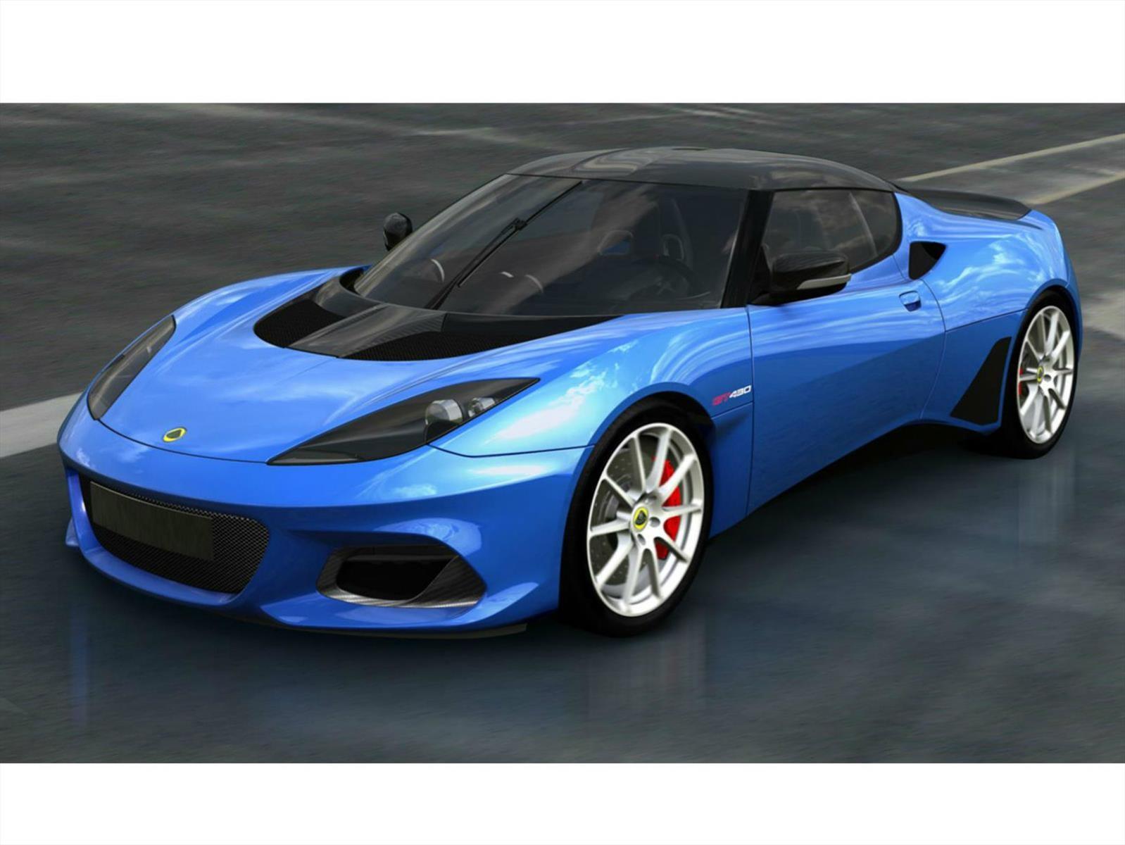 Lotus Evora GT430 Sport se presenta