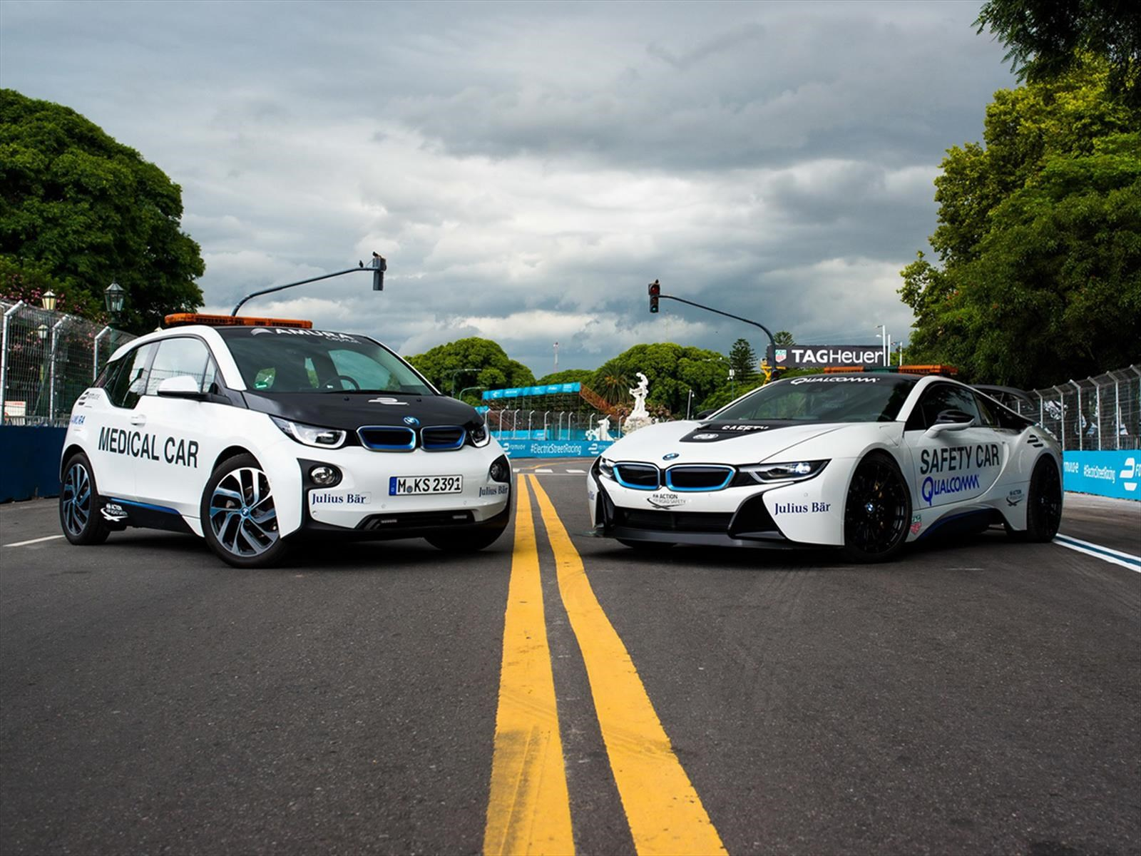 BMW competirá con escudería propia en la Fórmula E