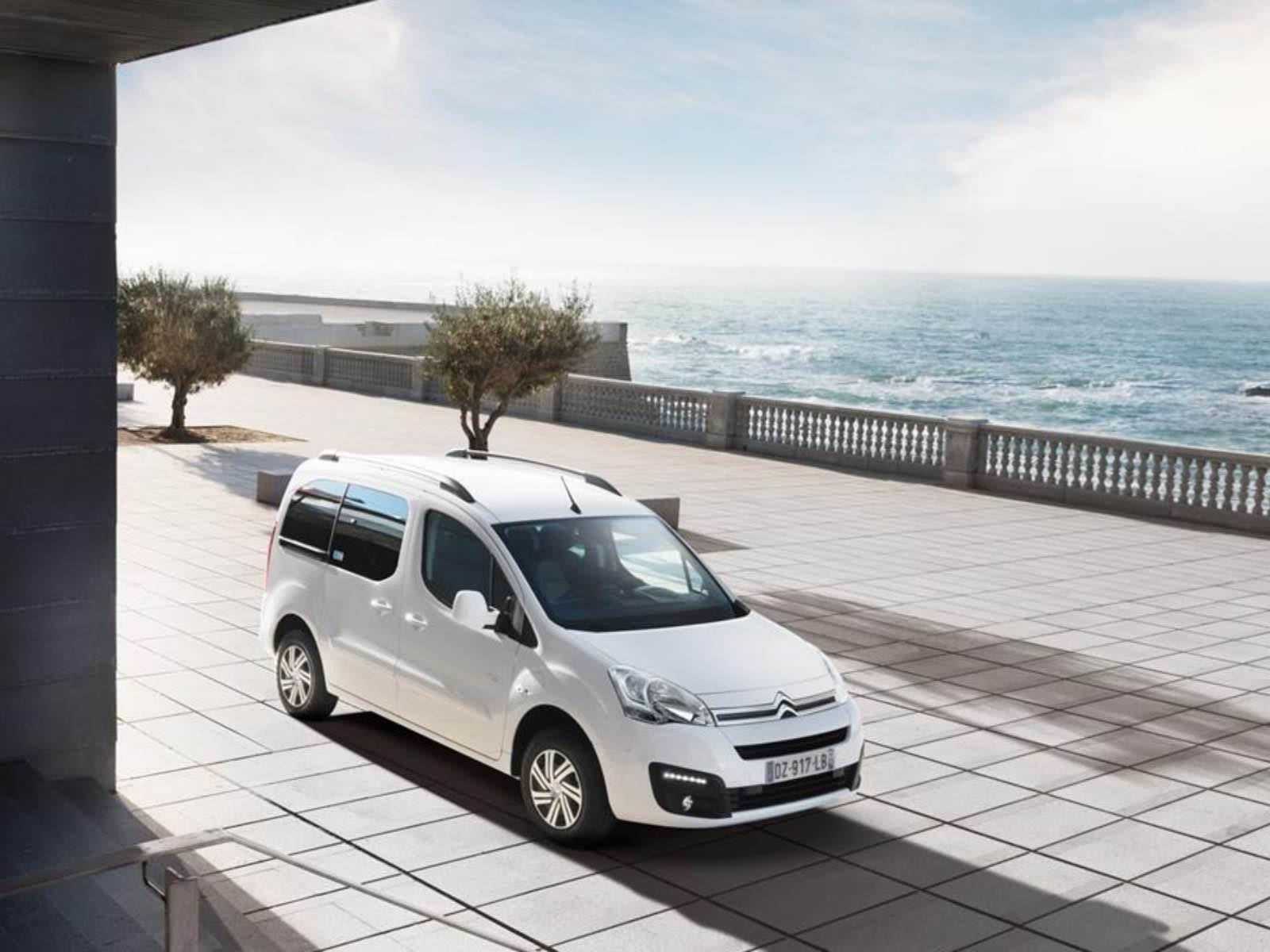 Se lanza en Europa la Citroën Berlingo Multispace eléctrica