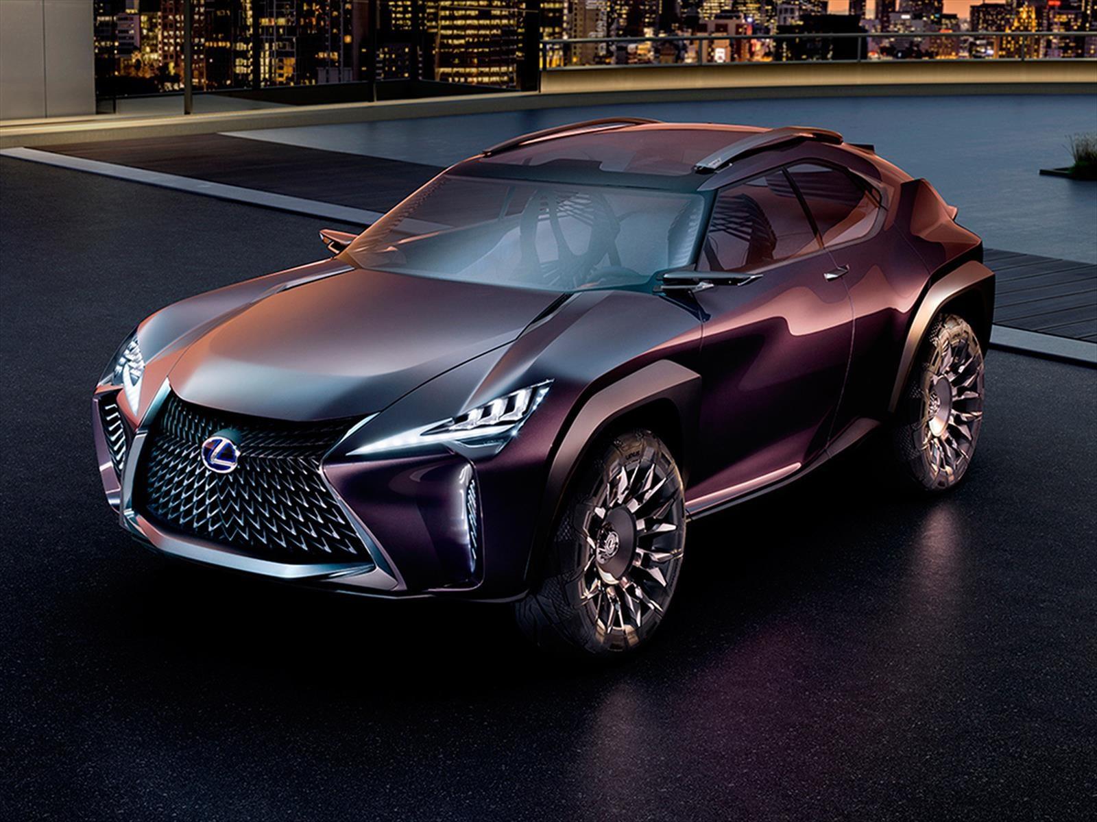 Lexus UX Concept recibe luz verde para comenzar su producción