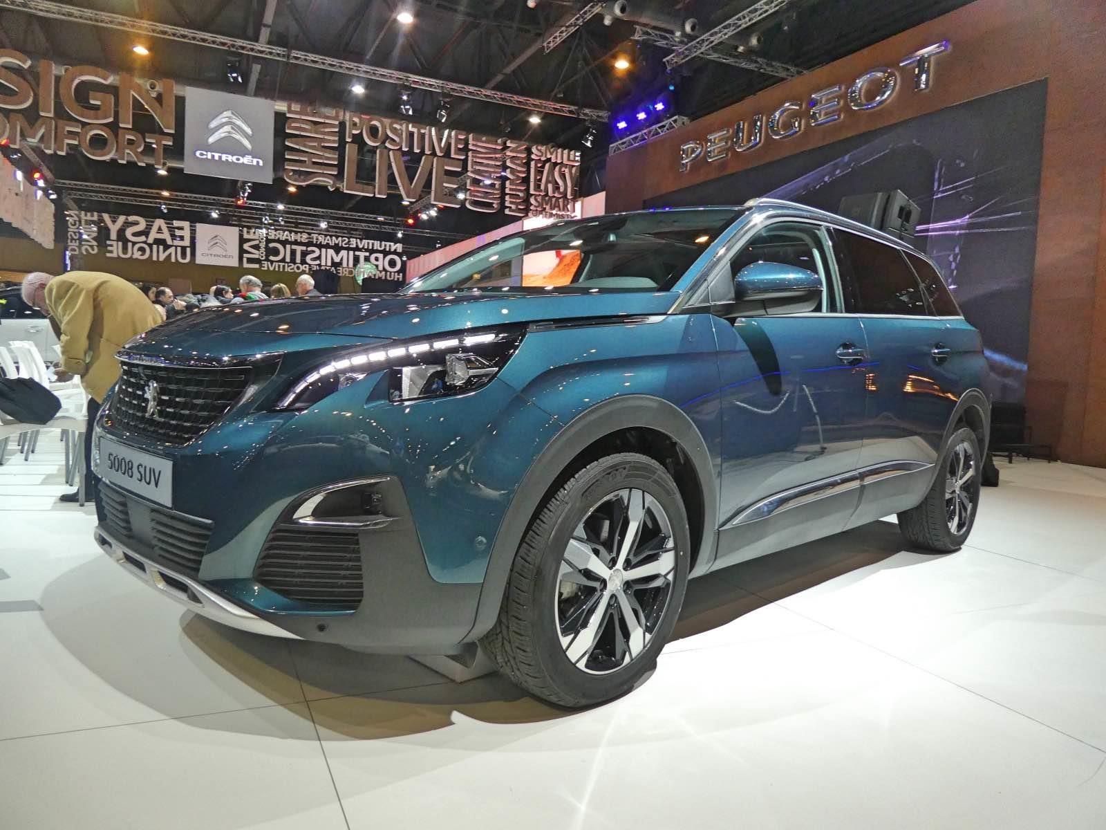 Novedades de Buenos Aires: Peugeot 5008