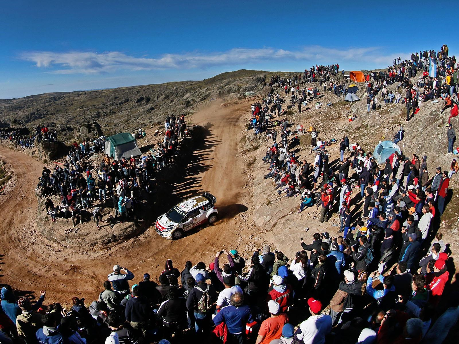 WRC: 10 datos imperdibles del Rally Argentina