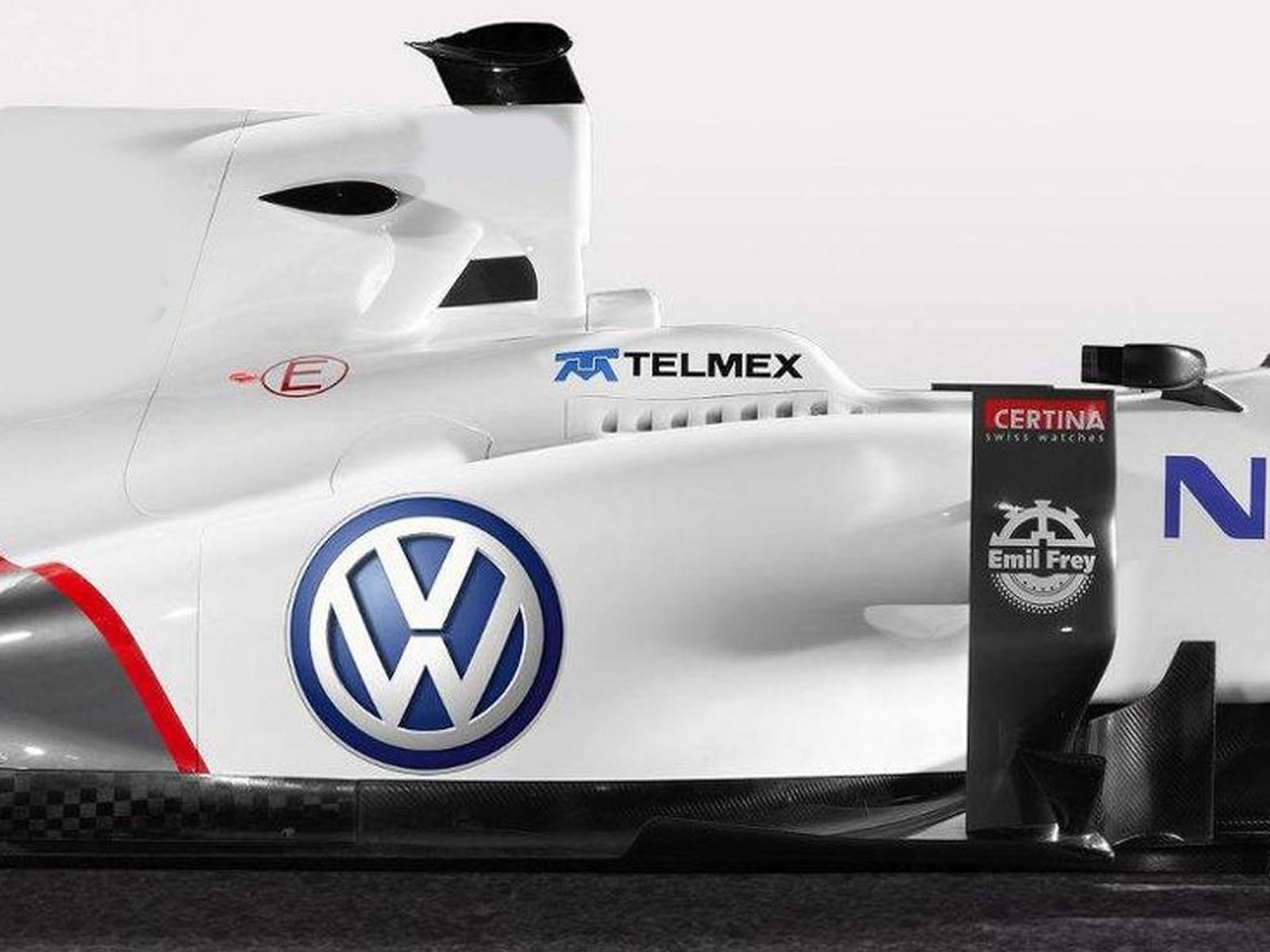 Grupo Volkswagen podría participar en la F1